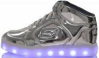 Детские светящиеся кроссовки SKECHERS Energy Lights Eliptic размер 32 ( 20,5 см) usa, фото 1