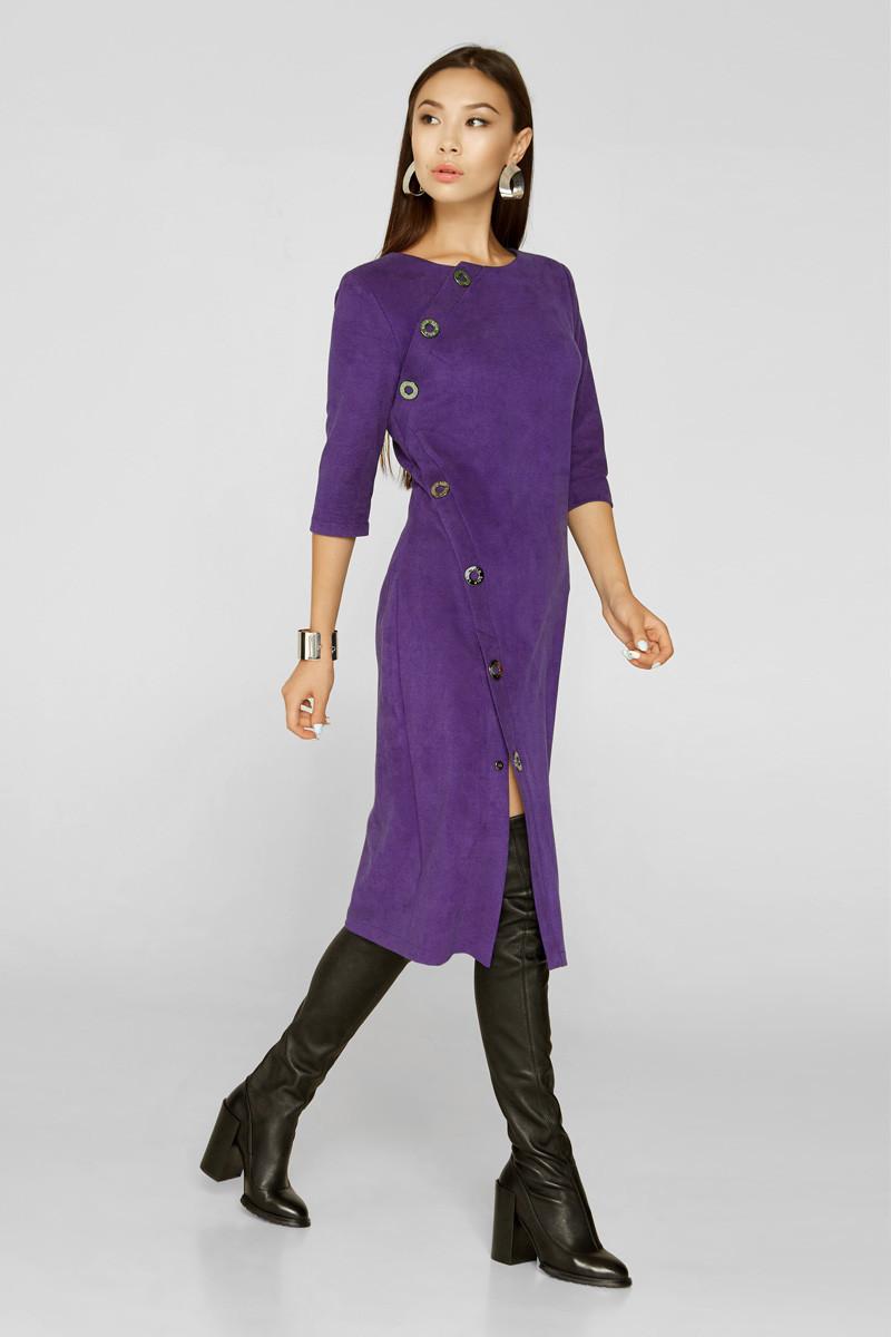 2220 платье Кими, слива (44)