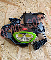 Аккумуляторный налобный фонарь 0520, фото 1
