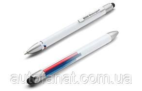 Оригинальная шариковая ручка BMW Motorsport Ballpoint Pen, White (80242446459)