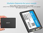 "Диск твердотільний SSD OSCOO 480 ГБ | SATA 3 | 6 GB/S | 2.5"" | Твердотельный накопитель (OSC-SSD-001), фото 4"