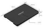 "Диск твердотільний SSD OSCOO 480 ГБ   SATA 3   6 GB/S   2.5""   Твердотельный накопитель (OSC-SSD-001), фото 5"