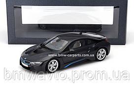 Модель автомобиля BMW i8 (i12), 1:18 scale, Sophisto Grey