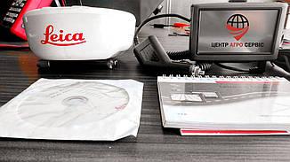 Курсоуказатель Leica mojoMINI система параллельного вождения GPS