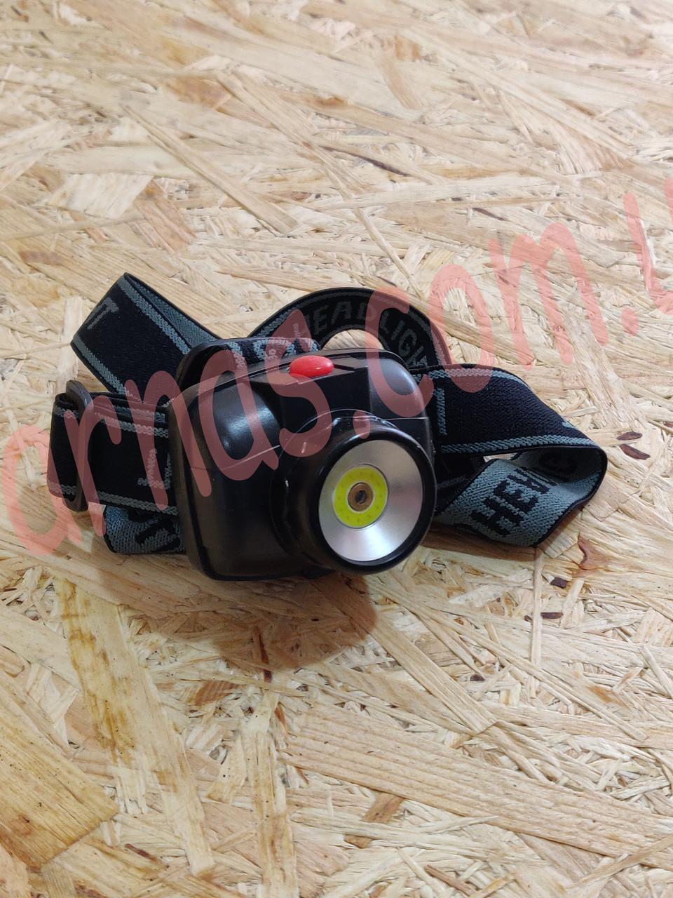 Налобный фонарь с лазером RG-811