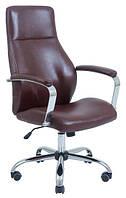 Офисное кресло Авалон-хром Richman, кожзам, фото 1