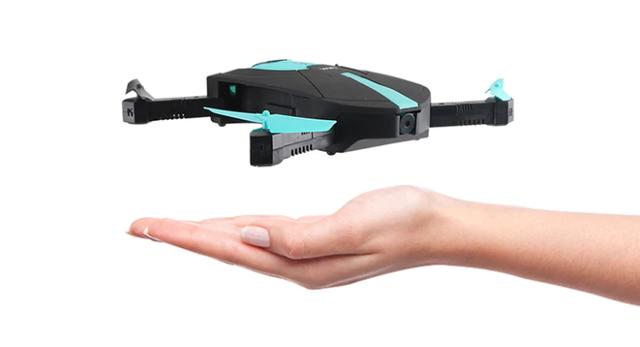 Квадрокоптер селфи-дрон JY018 с Wi-Fi-камерой: продажа, цена в Киеве.  радиоуправляемые игрушки от