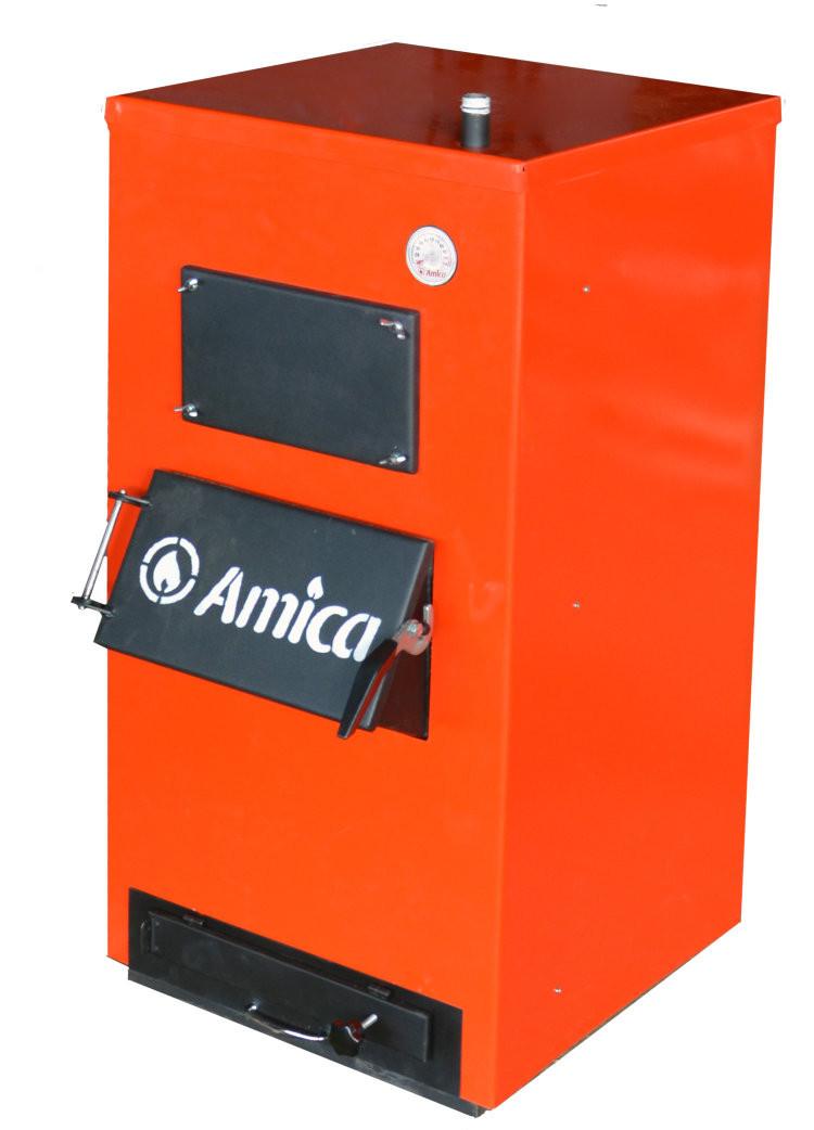 Твердопаливний котел Amica Solid 30 кВт