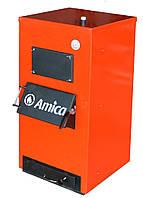 Твердопаливний котел Amica Solid 30 кВт, фото 1