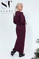 Молодіжний комплект з сукні і топа розміри S-XL, фото 2