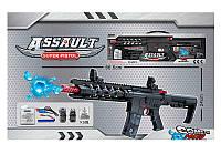 Автомат AWP - 5 (20) с водяными пулями и автоматической стрельбой, в коробке