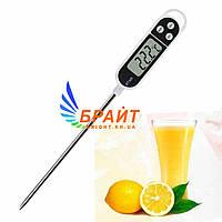 Термометр пищевой KT 300 для мяса, выпечки, молока, фото 1
