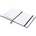Оригинальный большой блокнот BMW Notebook, Large, Dark Blue (80242454637), фото 3