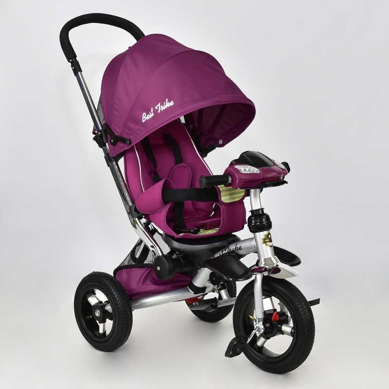 Велосипед Best Trike 3-х кол. 698-6 (1) ФИОЛЕТОВЫЙ