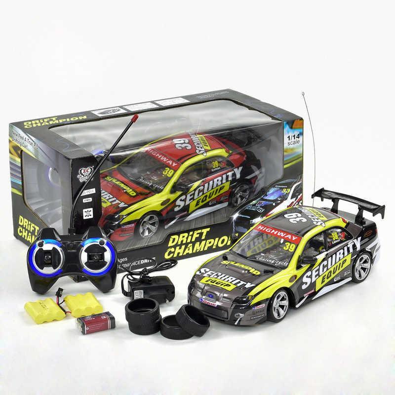 Гоночный автомобиль на радиоуправлении 333 - Р014 (16) на аккум. 7.2V, 2 цвета, в коробке