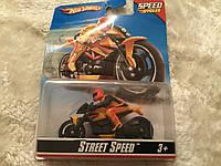 Мотоцикл HOT WHEELS Mattel