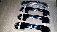Накладки на ручки Ford Connect пластик ABS