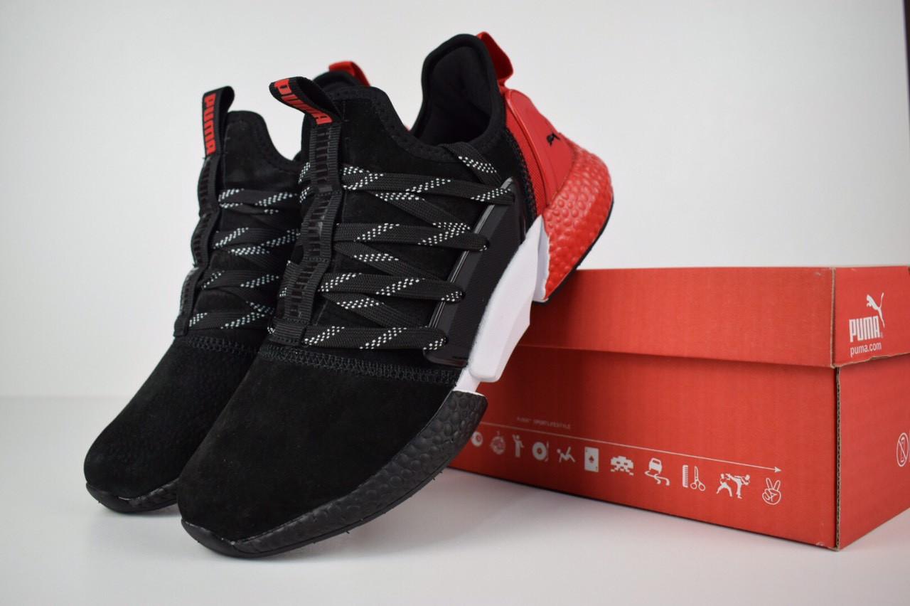 d436a3c74b4abc Чоловіче взуття Puma Hybrid Rocket, чорні з червоним, цена 1 050 грн.,  купить в Хмельницком — Prom.ua (ID#869918450)