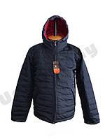 Куртка мужская весенняя (осенняя),мужская ветровка на холофайбере, куртка из плащевки