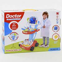 Набор доктора 660-46 (12)  в коробке