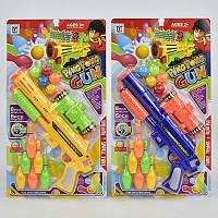 Пистолет с шариками 648-19 (48) 2 вида, на листе