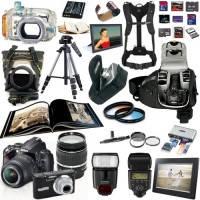 Фото-видеотехника, аксессуары и запчасти к ней