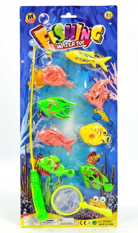Рыбалка MX 884-5 (128) на листе