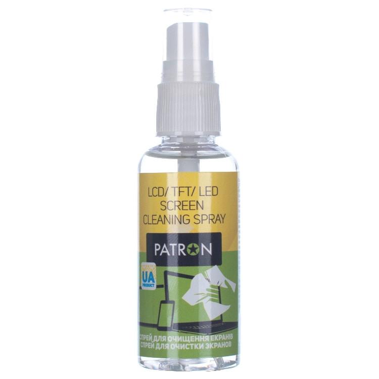 Спрей чистящий Patron для TFT/LCD 50 мл F3-014