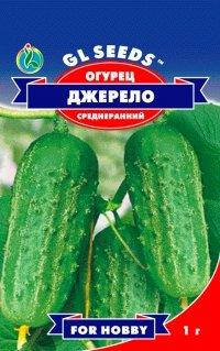 Огурец Джерело, пакет 1г - Семена огурцов, фото 2