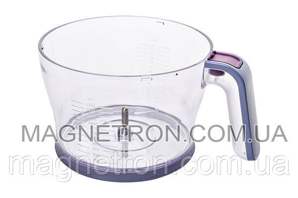 Чаша измельчителя 1500ml с ручкой для блендера Philips 420303592471, фото 2