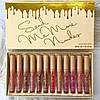 Набор помад 12 штук KYLIE Send Me More Nudes Matte Lipstick, фото 2