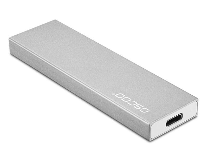 Ext SSD 120 ГБ Oscoo| Type-C - USB 3.0 | Внешний накопитель | USB SSD 120 GB (OSC-MD-002)