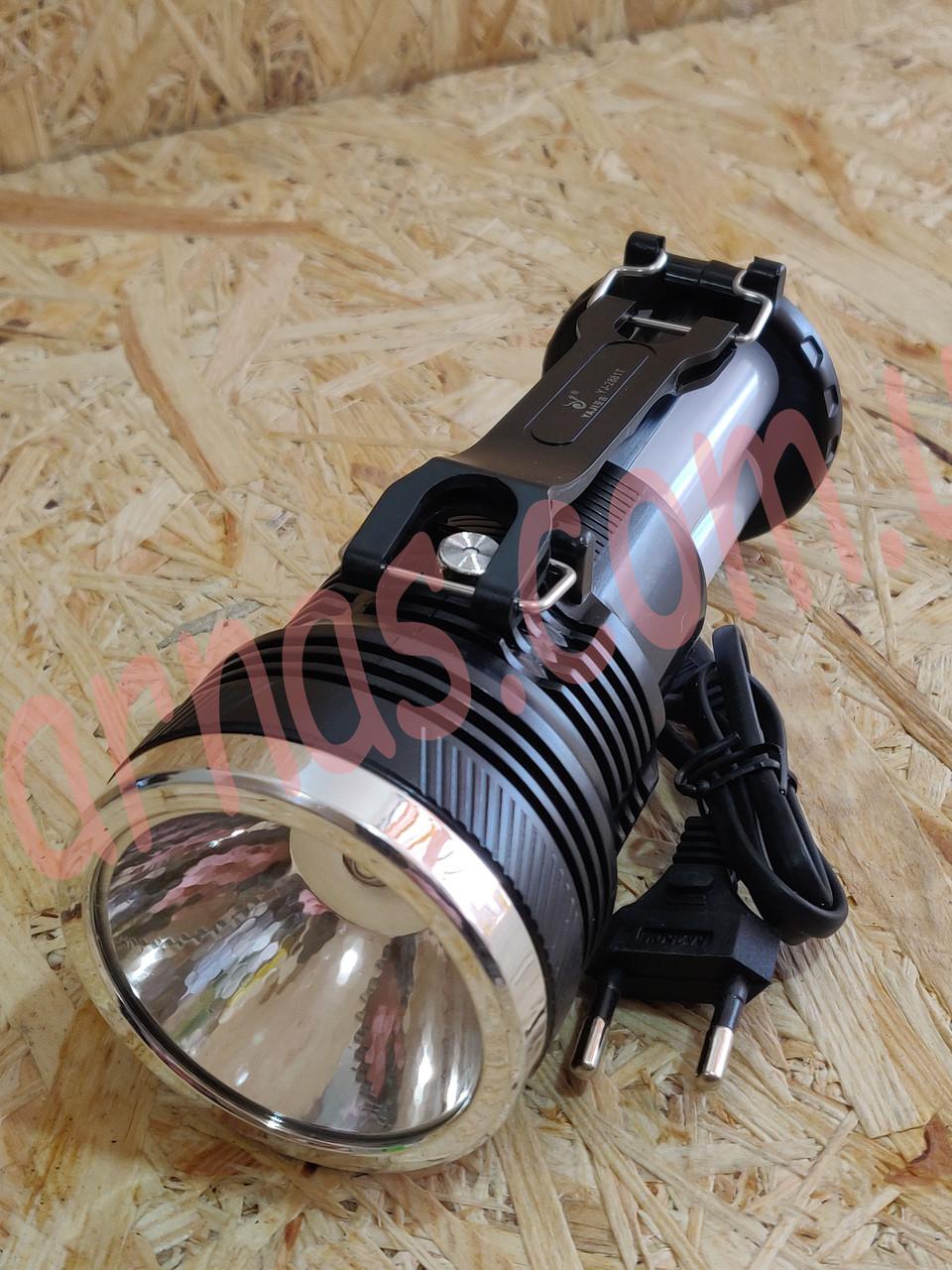 Аккумуляторный фонарь Yajia YJ-2881T