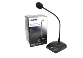 Микрофон для конференций Shure MX418 | радиомикрофон