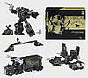 Оптимус Прайм трасформер робот Transformers Optimus Prime Maximus  і Shreddicus Primitive Edition Transformer, фото 3