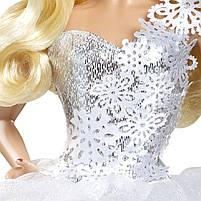 Кукла Барби коллекционная Праздничная 2013 (2013 Holiday Barbie Doll), фото 3