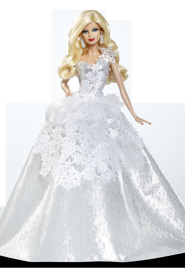 Кукла Барби коллекционная Праздничная 2013 (2013 Holiday Barbie Doll)