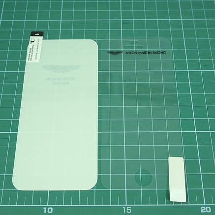 Защитная пленка Aston Martin iPhone 5s/5 front/black white, фото 2