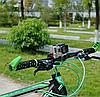 Двойное крепление на велосипед для телефона,экшен-камер, фото 3