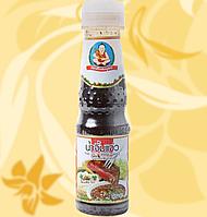 Гострий тайський соус до м'яса, Thai Spicy Dipping Sauce, Healthy Boy Brand, 165г, ЧSa