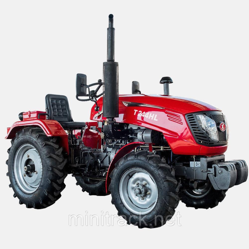 Трактор Xingtai Т244 HL (24 л.с., 4х4, ГУР)