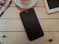 Чехол-книжка для Xiaomi Pocophone F1 Premium Leather (экокожа + силикон) черный