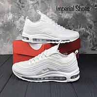 Кроссовки Nike Air Max 97 All White 04f2b0b306e03