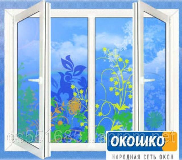 Металлопластиковые окна «Окошко»