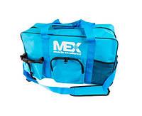 Сумка MEX Nutrition GymFit Bag blue
