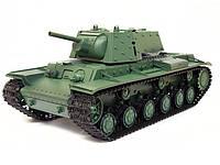 2711385816794 Танк р/у 1:16 Heng Long KV1 с пневмопушкой и дымом (HL3878-1)