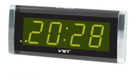 3ade533ef9e5 Электронные часы Led Alarm oclock VST 730-2 - Интернет-магазин