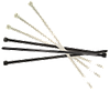 Хомут кабельный нейлоновый черный, 8х550, CNC