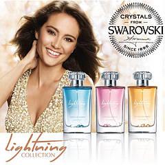 Набор Lightning Collection с оригинальными кристаллами Swarovski