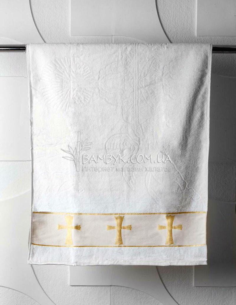 Hanibaba набор полотенец для крещения 70x140 (хлопок) 6-шт
